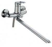 Смеситель для ванной Frap шар. 40мм перек.душа в корпусе F2214-В (1/10)