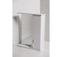 Зеркало шкаф Диана-50 Тюльпан правое