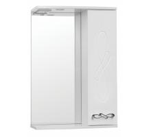 Зеркало шкаф Венеция 600 свет Style Line